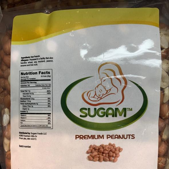 Sugam Peanuts 2lb