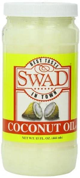 Swad Coconut Oil 15oz