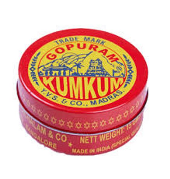 Gopuram Kumkum Pack 25g