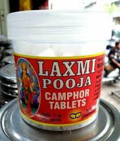 Laxmi Pooja Camphor 90g