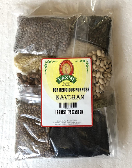 Laxmi Navdhanya 50g