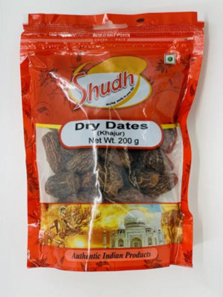 Shudh Dry Dates 200g