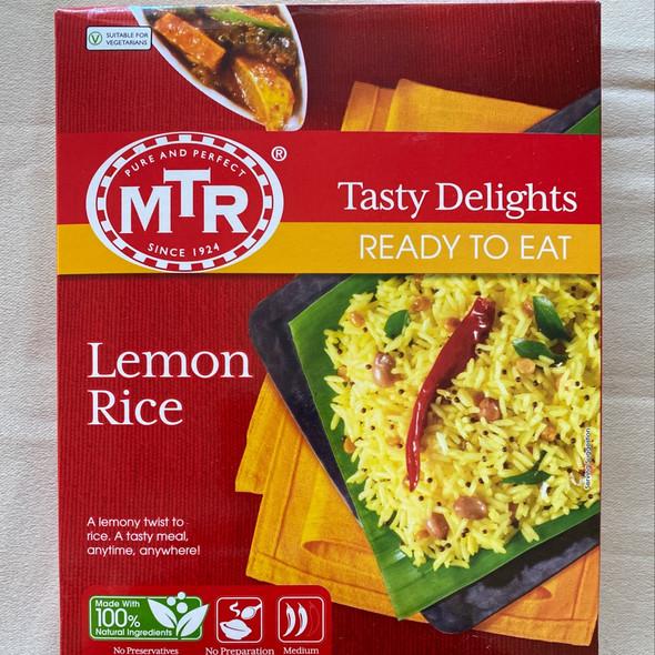 MTR RTE Lemon Rice 300g