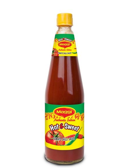 Maggi Sauce - Hot & Swt 500g