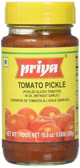 Priya Pkl - Tomato wo Glc 300g