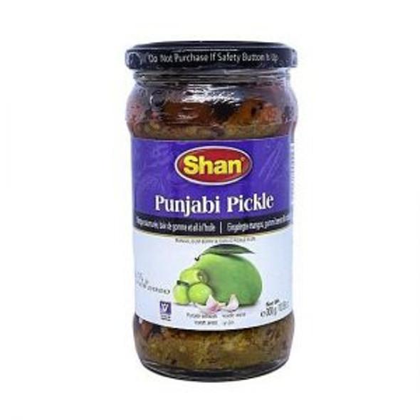 Shan Pkl - Punjabi Mix 300g