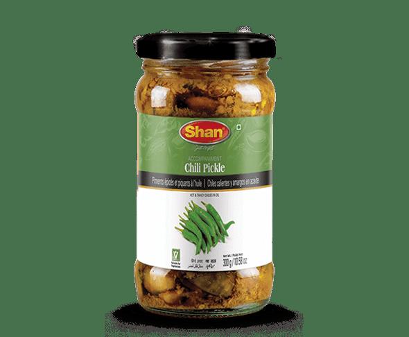 Shan Chilli Pickle 10.5oz