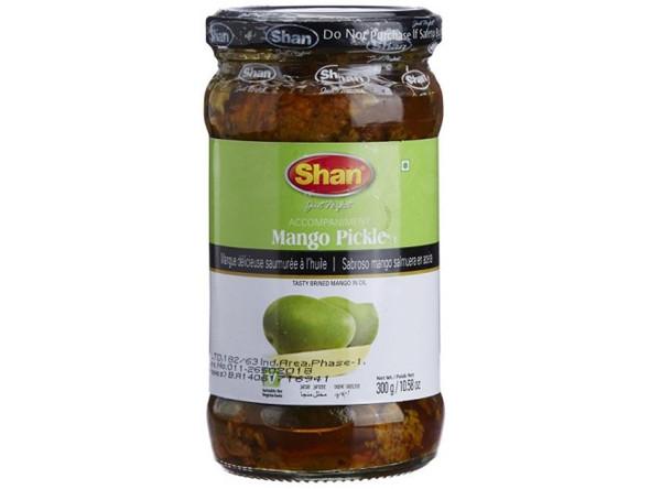 Shan Pkl - Mango 320g