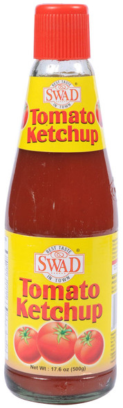 Swad Jain Ketchup 500g
