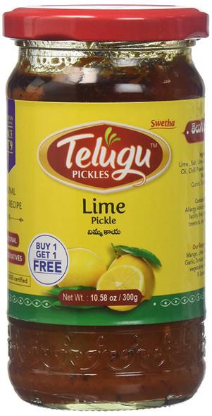 Telugu Pkl - Lime 330g