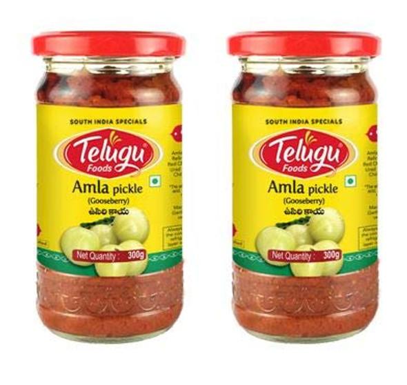 Telugu Pkl - Amla 300g