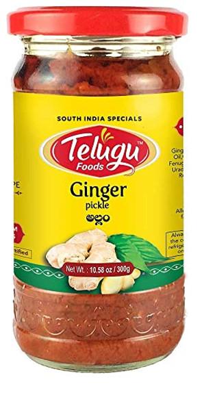Telugu Pkl - Ginger 330g