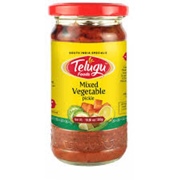 Telugu Mixed Vegetable Pkl 300g