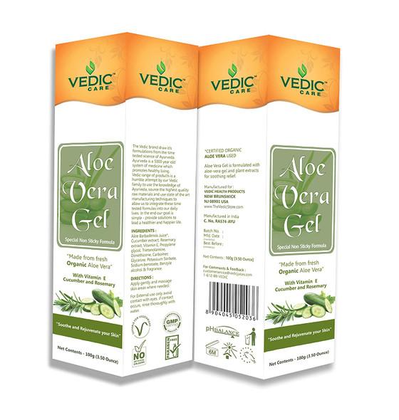 Vedic Aloe Vera Gel