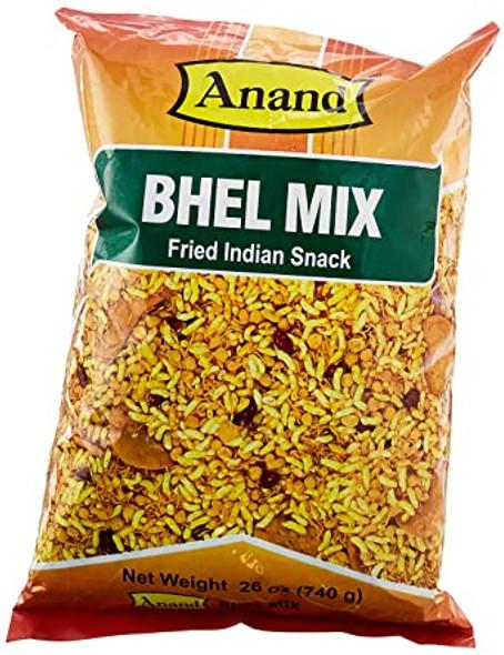 Anand Bhel Mix (Plain) 740g