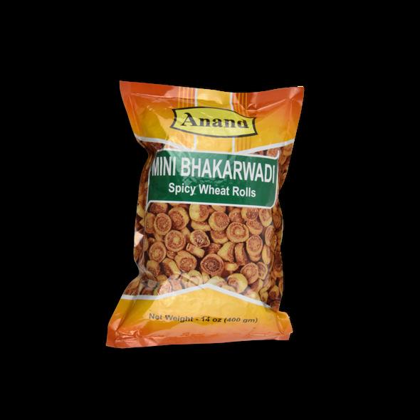 Anand Mini Bhakarwadi 400g
