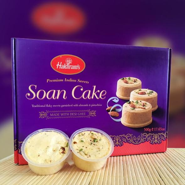 HLD Soan Cake 500g