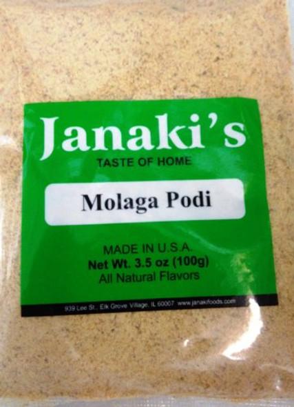 Janaki's Molagapodi 3.5oz
