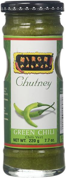 MM Green Chilli Chutney