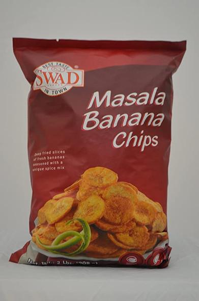 Swad Msla Banana Chips 10oz