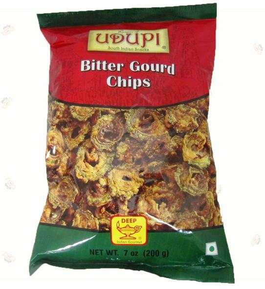 Udupi Bittergourd Chips 7oz