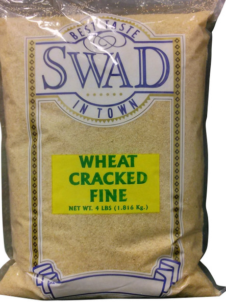 Swad Cracked Wheat Fine 2lb