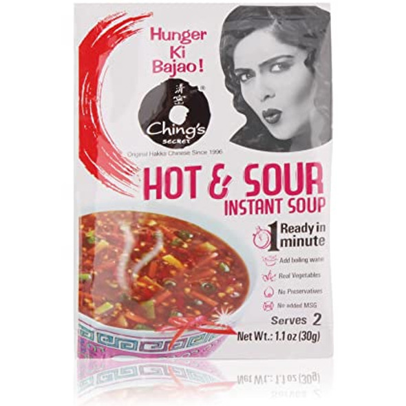Ching's Soup Hot & Sour 30g