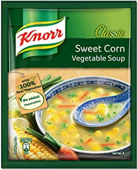 Knorr Soup Sweet Corn 50g