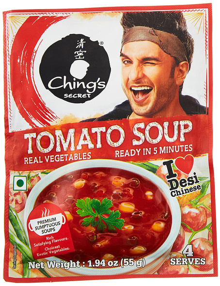 Ching's Soup Tomato 55g