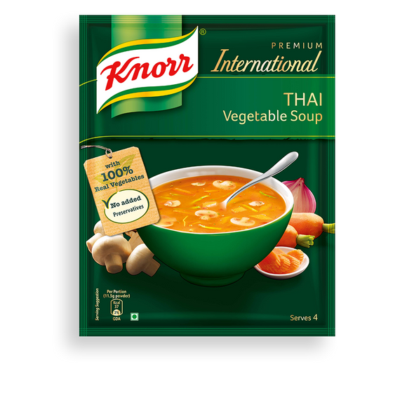 Knorr Soup Intl Thai Veg 46g