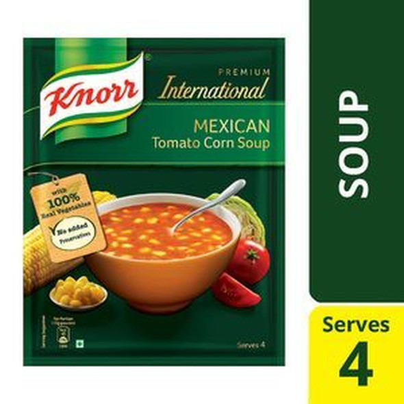 Knorr Soup Intl Mex Tomato 46g
