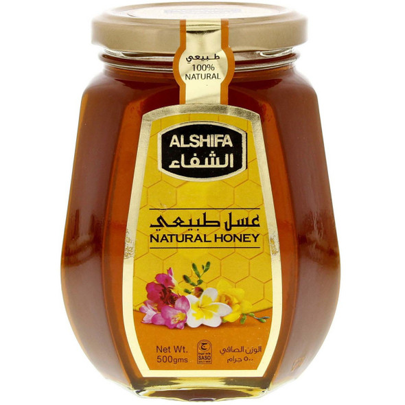 Alshifa Natural Honey 500g