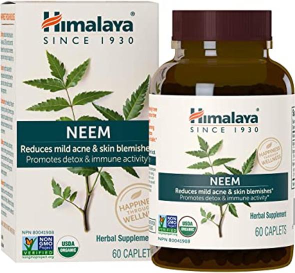 Himalaya Neem 60 caps