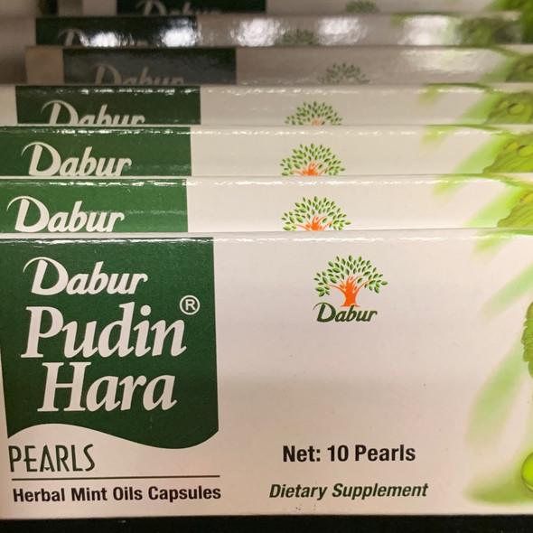 Dabur Pudin Hara Pearl 10ct