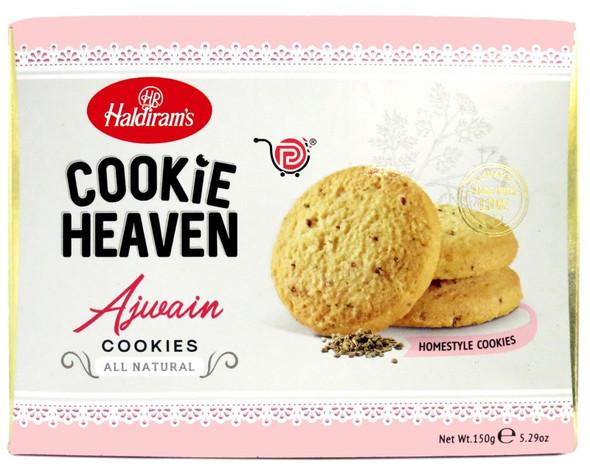 Haldirams Ajwain Cookie 150g