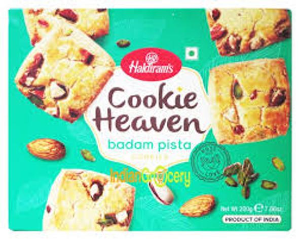 Haldirams Badam Pista Cookie 150g