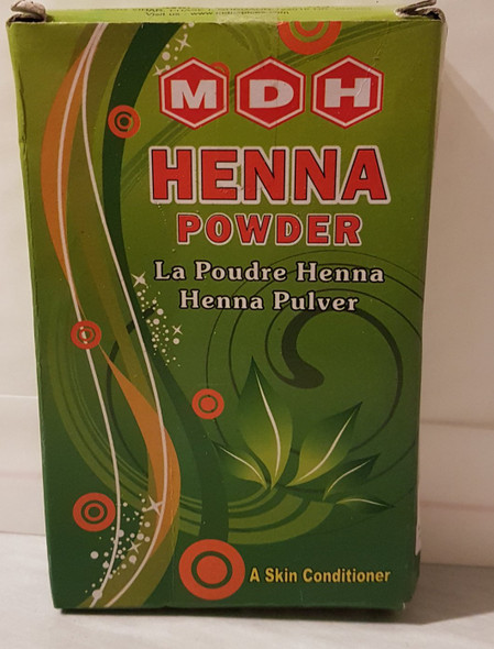 MDH Henna 100g