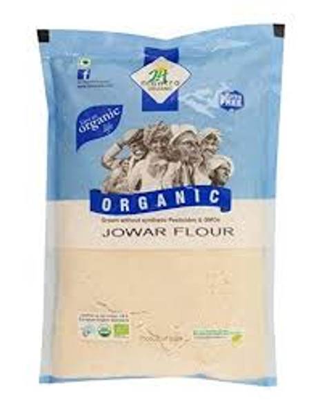 24 Mantra Jowar Flour 2lb
