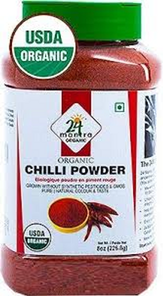 24 Mantra Chilli Pdr 16oz