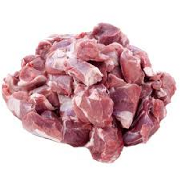 Fresh Halal Baby Goat Boneless (per lb)