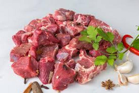 Fresh Halal Baby Goat Mix (per lb)