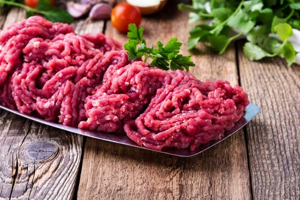Fresh Halal Goat Minced (per lb)