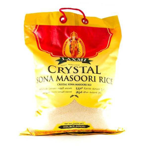 Laxmi Crystal Sonamasoori 20lb