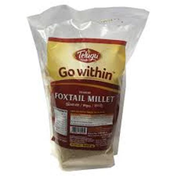 Telugu Foxtail Millet 500g