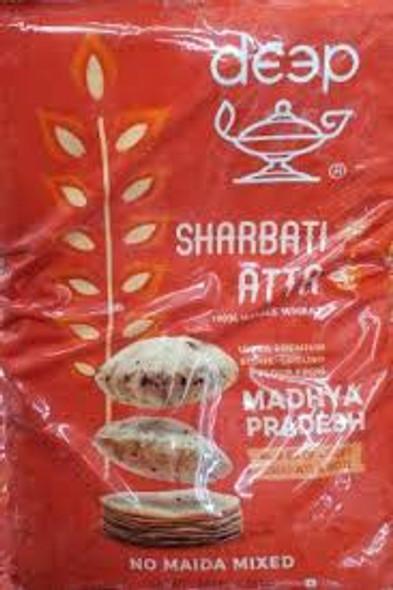 Deep Sharbati Atta 10lb