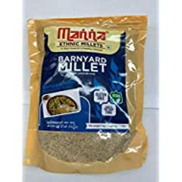 Manna Barnyard Millet 4.5kg