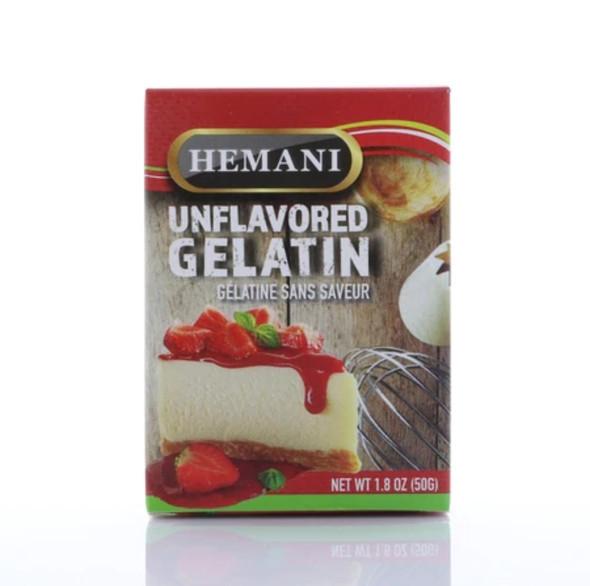 Hemani Gelatine Pdr 50g