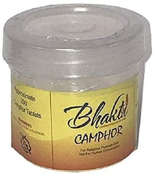 Bhakti Camphor Cubes 25g