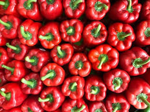 Red Bell Pepper (per lb)
