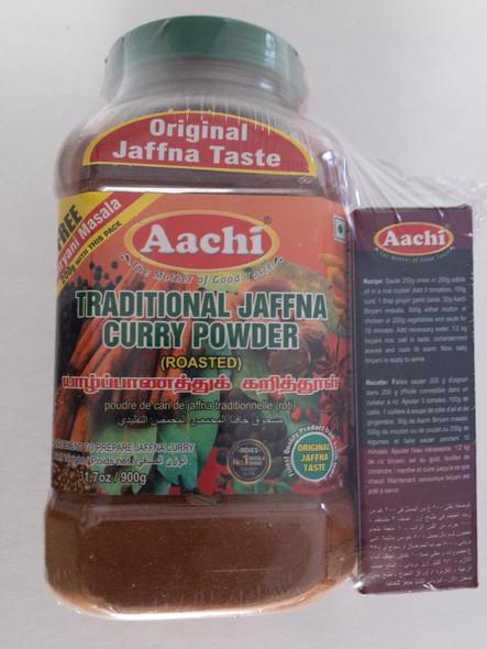 Aachi Jaffan Curry Pdr + Biryani Msla 500g